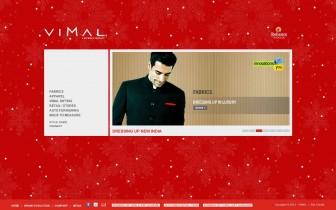 VIMAL (Reliance Textiles)